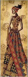 HD2079 Мистериозна Африканка