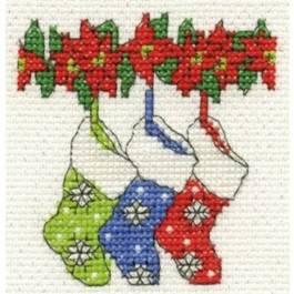 BK978-J Коледни ботушчета