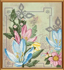 HHD4069 Цветя на живота