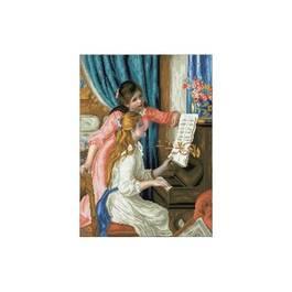 Пианистките (Реноар)