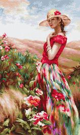 B530 Цветна градина
