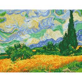 Житни поля (Ван Гог)