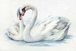 B2274 Лебеди
