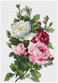 B2285 Букет от рози