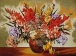 Гладиоли - цветя