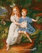 Децата на художника