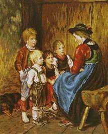Детска сцена - образи