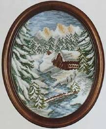 Зима - пейзаж
