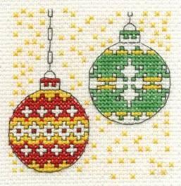 BK978-N Коледни топки