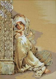 Арабско момиче