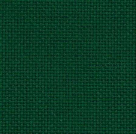 Zweigart 18 каунта зелен 3770/647