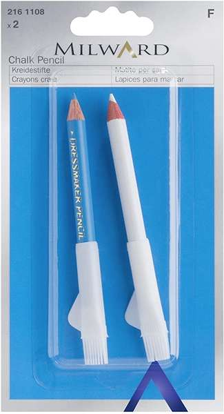 Моливи Milward. 2 броя в комплект.