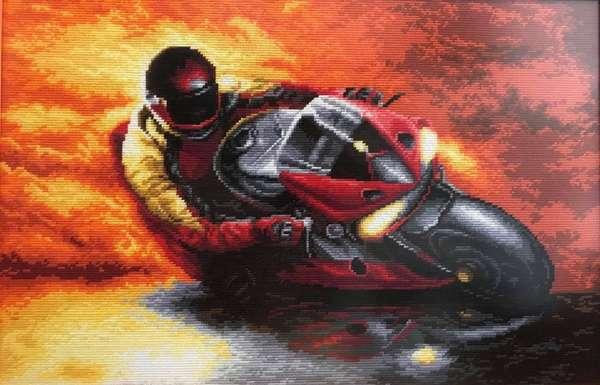 Огнен моторист