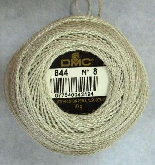 DMC перле - 644